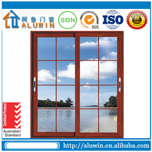2016 new product modern house aluminum windows style of window grills design for sliding windows