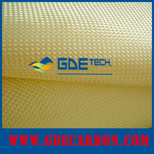 GDE Supplier High Quality kevlar fabric,aramid kevlar fiber for Security & Protection
