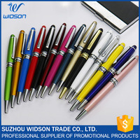 Eco Non-toxic Ink Metal Chinese Pen Promotional