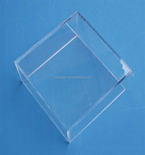Transparent Acrylic Cube Box for Storage
