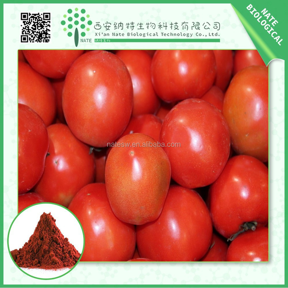 Best price and good quality Tomato extract 10% Lycopene by HPLC