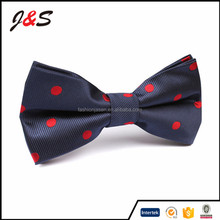 custom cheap double sided self tie bow tie