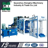 Low Price Construction Machinery Split Face Concrete Block Machine