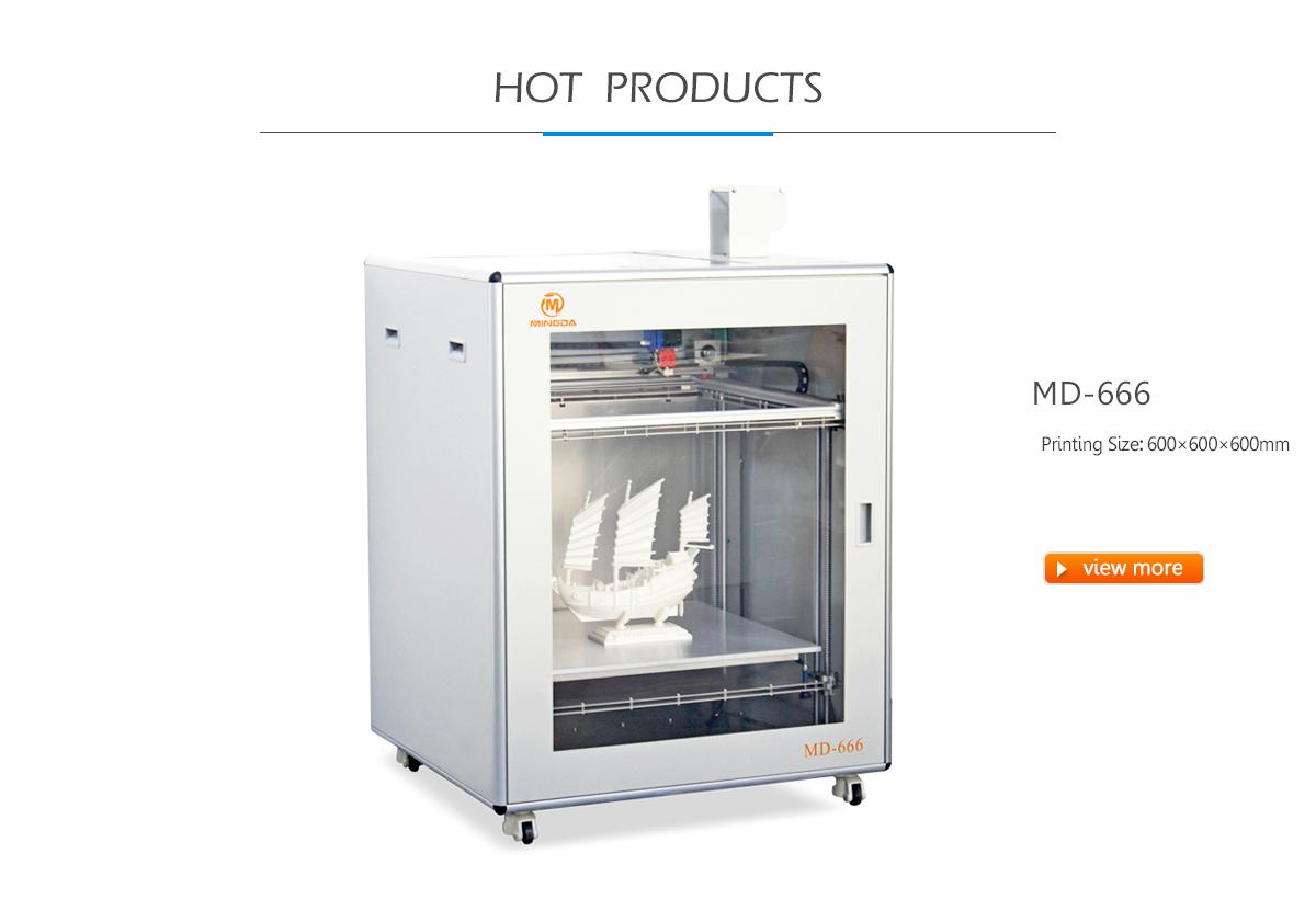 Shenzhen Mingda Technology Co., Ltd. - 3D Printer