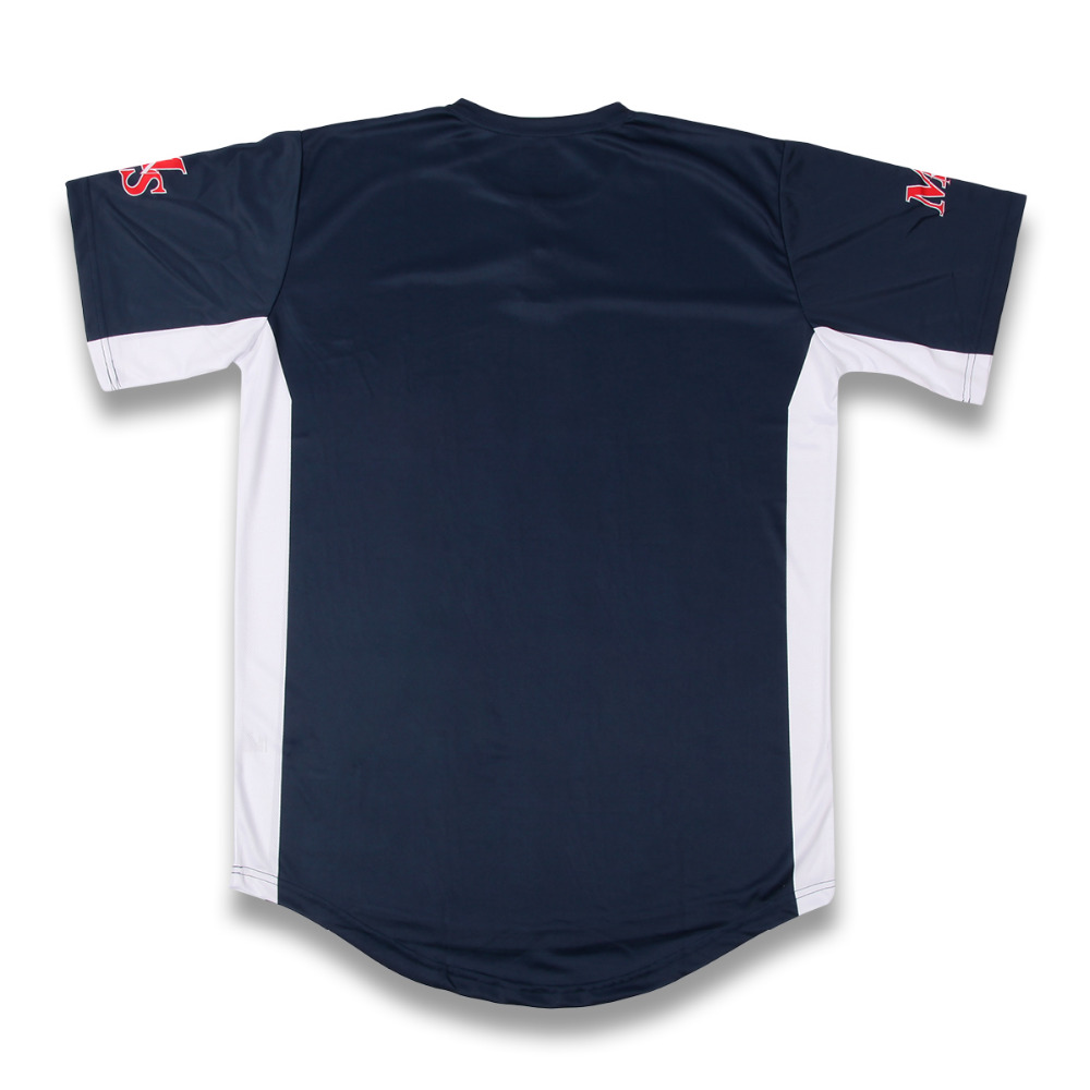 Promotional Hot Sale Blank Baseball Jersey Wholesale