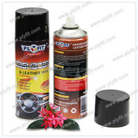 car dashboard wax spray
