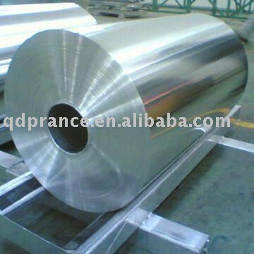 Aluminium foil for food package in jumbo rolls