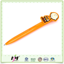 Pretty interesting animal soft PVC silicone pen