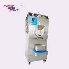 Pasteurizer And Batch Freezer Combined Machine