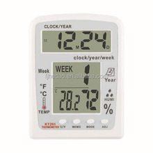 KT201 indoor room thermometer decorative thermometer for house