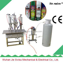 non toxic spray paint for metal filling machine