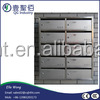201/304 Stainless Steel Customized Service Wall Mount Postbox