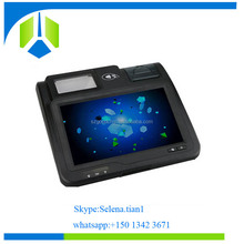 10.1 inch touch screen bus ticket pos machine/electronic bus ticketing machine with printer for the e-payments--Gc039B