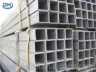 Large Diameter Square Steel Tube /rectangular Steel Pipe for Industry Usages