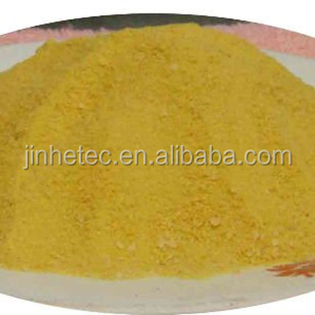 Wastewater decolorant PAC