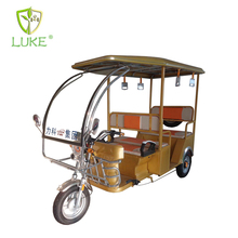 ELectric tricycle plastic handrail electric rickshaw spare parts