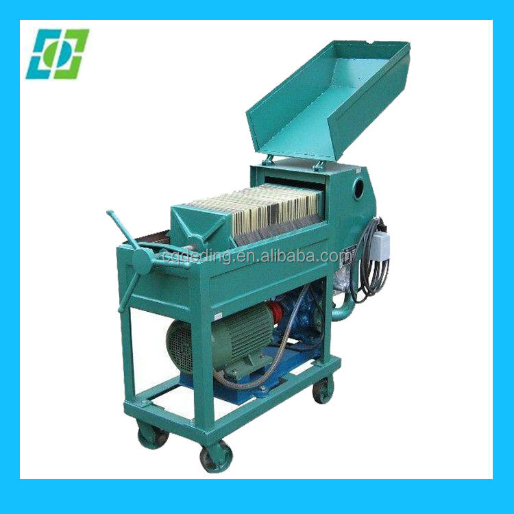 Portable Insulating Oil Purifier Machine, Waste Oil Solution, Pressure Oil Cleaner
