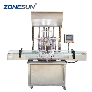 ZONESUN semi Automatic beverage production line cans beer filling machine supplier