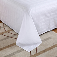 New Products Hospital White Bed Sheets