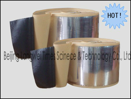 single side rubber sealant butyl tape for metal roof