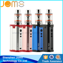 2017 Newest Adjustable Voltage 50w Box Mod Ecig Jomo Lite 50s With 18650 Battery
