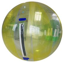 Guangzhou cheap price inflatable toys floating water roller ball for lake and swimming pool