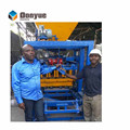 construction equipment machine brick making machine price manufacturers hot sell in sri lanka