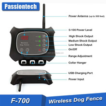 High quality wholesale low price large outdoor fence dog kennel/wireless dog fence for sale