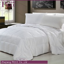 Soft Bedding Inner Widely Used China Manufacturer Goose Down Duvet / Luxury Hotel Quilt