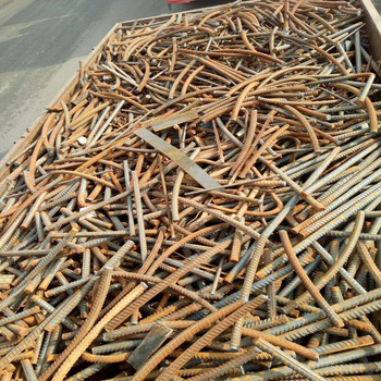 Metal Scarp Chinese Supplier Steel Scarps Used Steel Rebar Re-Rolling HMS 1 Scrap Pieces