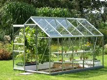 Strong And Safety mini glass greenhouse
