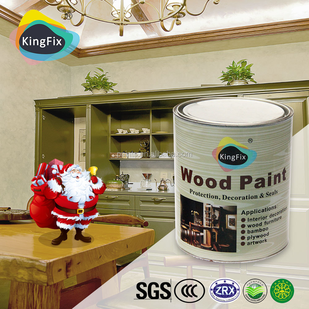 Free Samples KINGFIX wood stain furniture paint