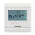 16A Programmable Digital Heating Room Electric Thermostat With Heat Cool Mode Switch