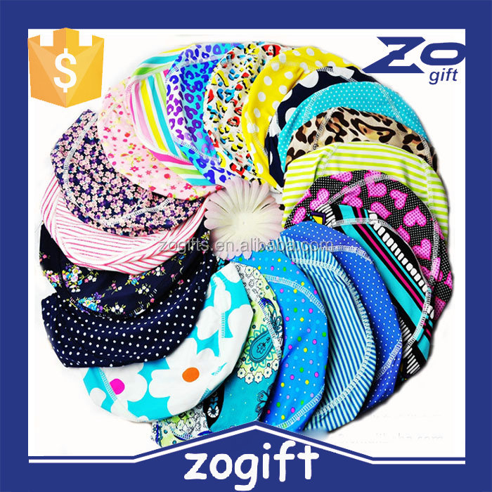 ZOGIFT novelty swimming cap with full imprint