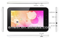 ZX-MD7002 tablet pc 7 inch android 4 0