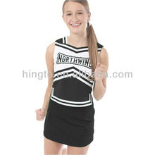 Hot Cheering Squad Costumes Cheer Skirt Costumes For Girls