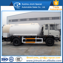 Diesel Engine Type and Turbocharger Type 4 ton natural gas trucks for sale preferential price