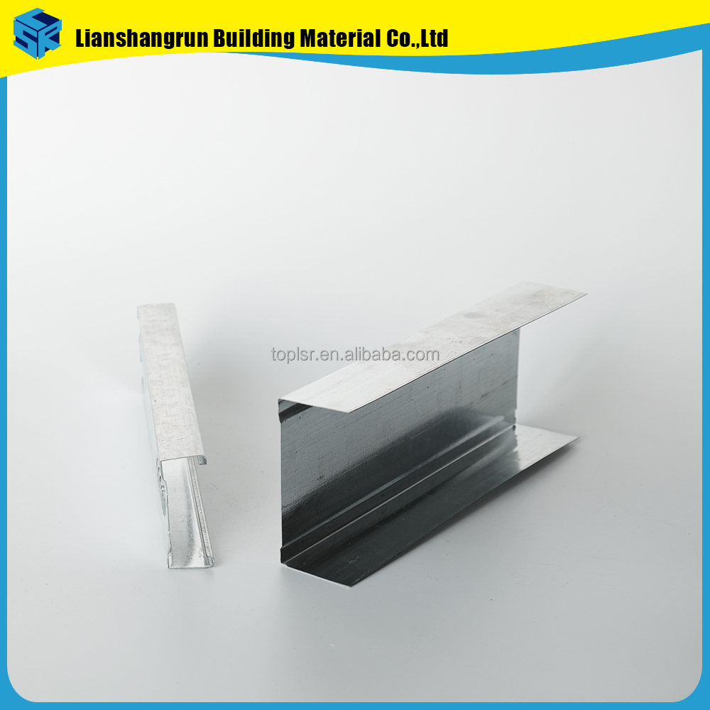 Drywall steel framing building construction material metal stud