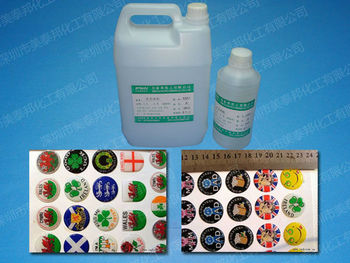 AB Glue Epoxy Resin for Glass