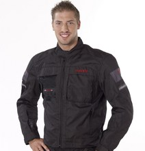 NERVE NTJ06 Jacket Motorcycle Racing Riding Protective Man Mesh Jacket