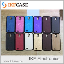 Luxurious Hot Sales Wood Grain Unique Design PU Leather Scratchproof Plastic Phone Case for Samsung Galaxy J1ACE
