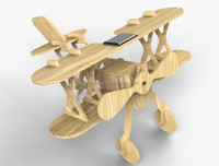 Model Airplane Making Laser Cutting Machine