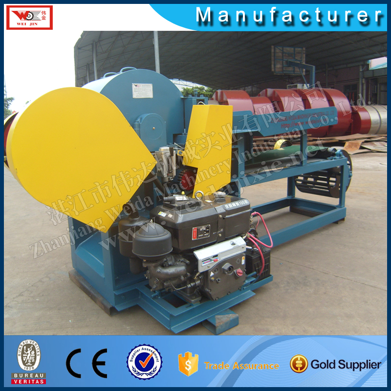 CE ISO Approved Sisal Jute Hemp Flax Processing Machine/Flax Strip Extracting Machine