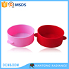 Round silicone cupcake pan silicone baking cake cup cookie mold cupcake wrapper