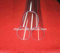 High Quality Quartz Glass Tubes Use In Solar Industry