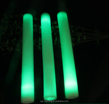 China manufacture foam glow sticks for party concert cheering led foam stick