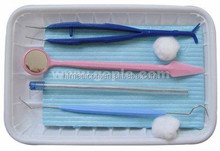 Multiple functions dental devices kit, disposable Fast Delivery Plastic dental implant kit set