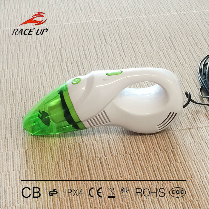 Europe patent Intelligent Waterproof dust catcher cordless vacuum