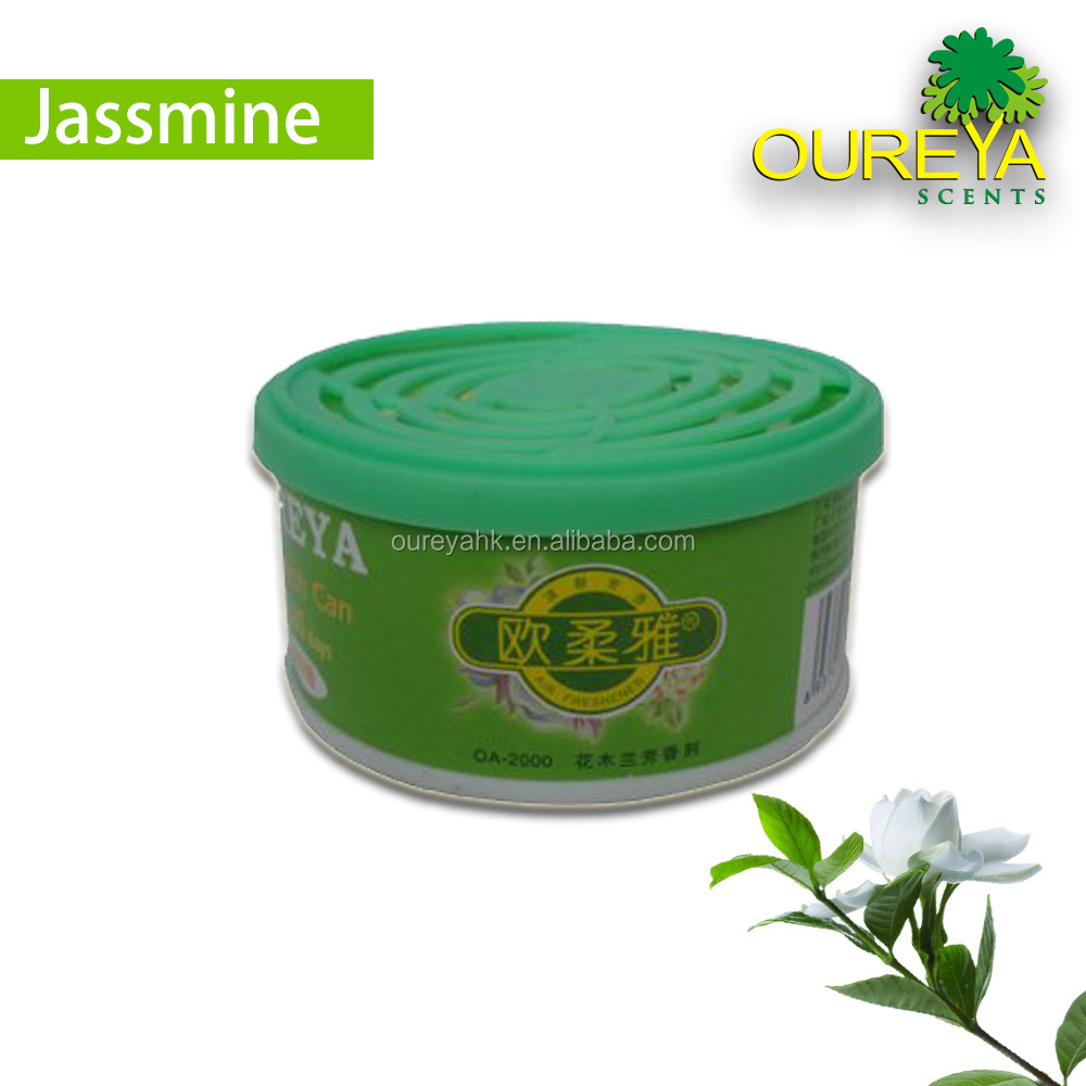 efficient and long lasting jasmine flavour gel toilet odor eliminator for house use