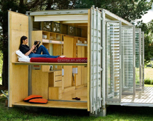 20/40ft mobile foldable container house /shop /office